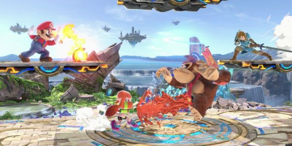 Super Smash Bros. Leak Claims Game is Adding Unlikely Character as DLC