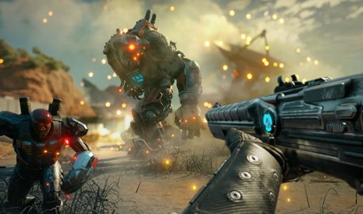 E3 2018 Hands-On Preview: RAGE 2 is Pure Open-World Crazy