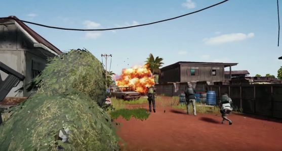 PlayerUnknown's Battlegrounds officially coming to PS4 next month