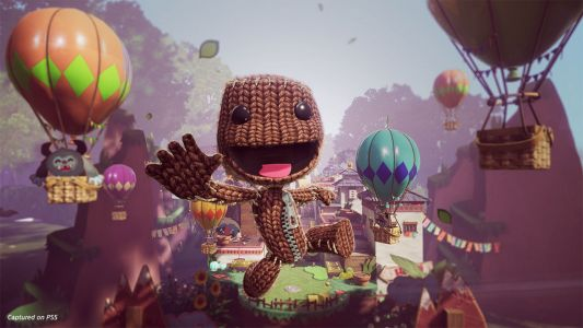 Sackboy: A Big Adventure Dev Says DualSense Implementation On PS5 Was A Fun Challenge