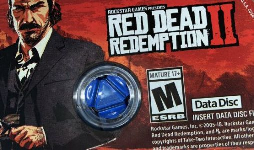 YouTuber Shows Supposed Red Dead Redemption 2 Copy With 2 Discs
