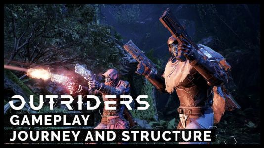 Outriders Campaign Structure Revealed