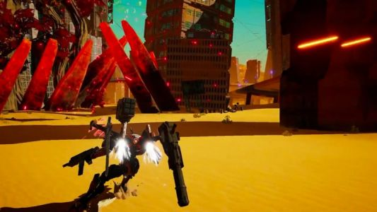 Daemon X Machina Coming This Summer, Demo Released Today