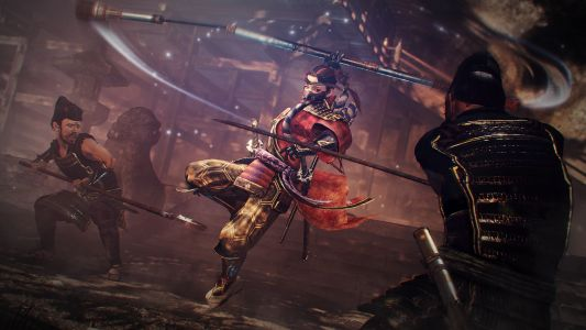 Nioh 2 Darkness in the Capital Expansion Launches October 15