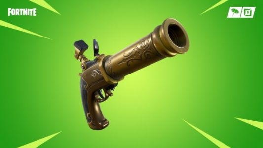 Fortnite v8.11 update adds Flint-Knock Pistol, One Shot LTM and Blackheart Cup event