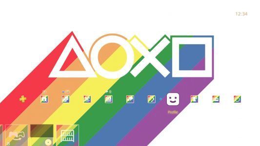 Celebrate Pride Month With This Free PS4 Theme