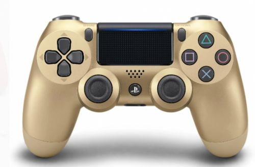 Gold DualShock 4 Controller Currently on Sale Now
