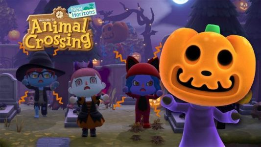 Fall Update Hits Animal Crossing: New Horizons This Week