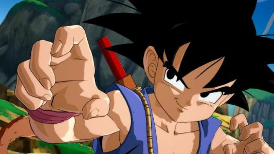 Dragon Ball FighterZ Kid Goku GT DLC Launches Next Month