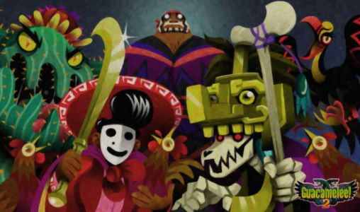Guacamelee! 2 Review - Mucha Lucha Fun