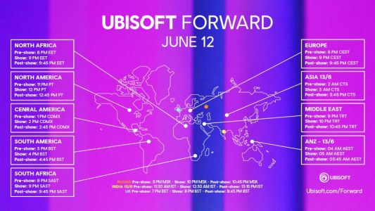 Ubisoft E3 2021 Showcase to Feature 'Big Announcements,' Updates, and More