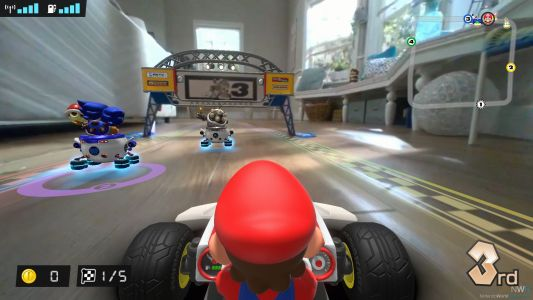 Mario Kart Goes Live On Home Circuit October 16