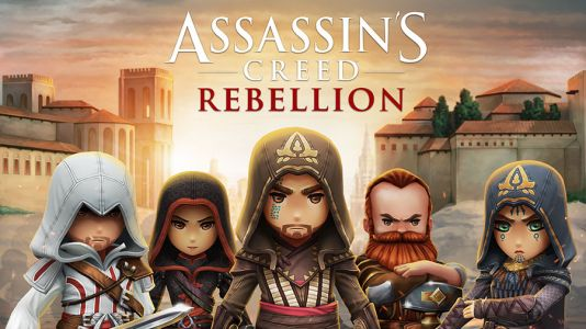 Pre-Register For Assassin's Creed Rebellion Today