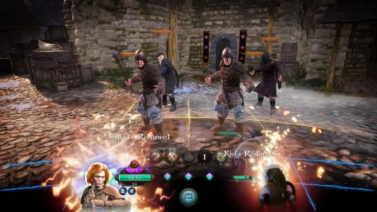 The Bard's Tale 4: Barrows Deep Now Available on PC