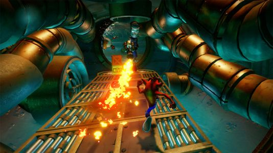 A single Vicarious Vision employee's work brought Crash Bandicoot N. Sane Trilogy to Switch