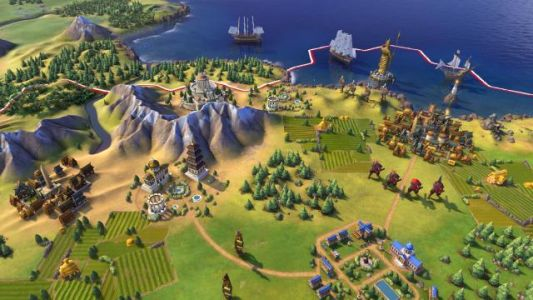 New Xbox Releases Next Week - Civilization VI