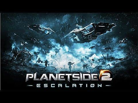 Planetside 2's Escalation Update Marks the Beginning of the Future