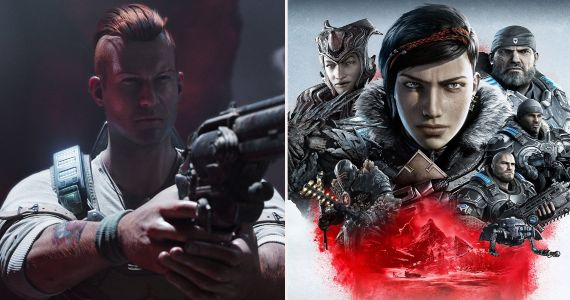 The 5 Best Weapons For Escape Mode In Gears 5