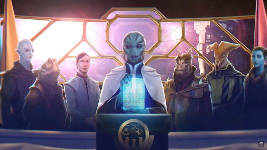 Stellaris: Federations Announced, Expands Diplomacy and Introduces Senates
