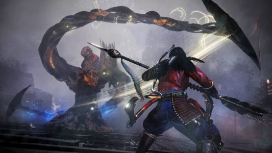 Nioh 2's second DLC Darkness in the Capital lands in October