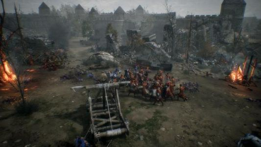RTS Ancestors Legacy Headed to PS4 and Xbox One This Summer