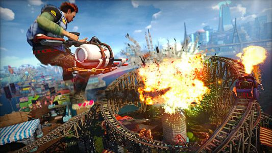 Amazon Reveals Release Date for Sunset Overdrive on PC
