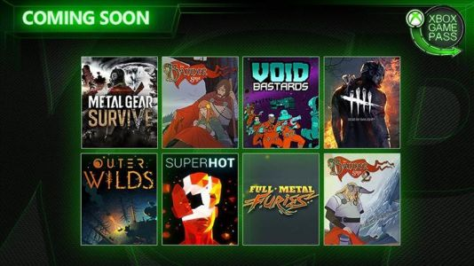 Xbox Game Pass getting more May titles along with new June announcement