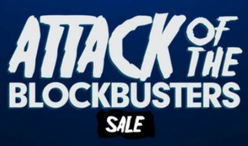 The Attack of the Blockbusters Sale is Back: Save a Ton on Big Games