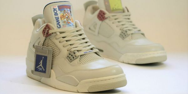 Limited $1,350 Game Boy Jordans Are More For Admiring Than Buying
