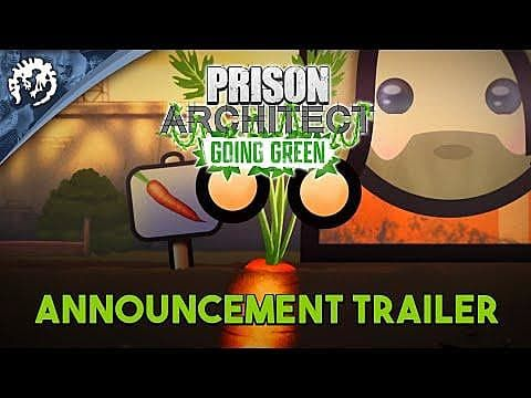 Prison Architect's Going Green Expansion Launches January 28