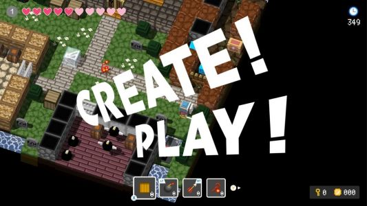 BQM � BlockQuest Maker Launches April 10 for Xbox One
