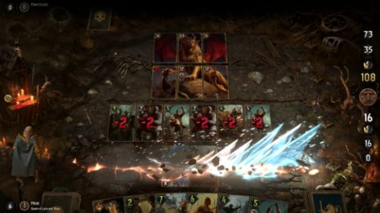 Thronebreaker: The Witcher Tales Was Inspired By Magic: The Gathering and Other Card Games