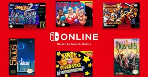 Four SNES and two NES games hitting the Nintendo Switch Online service next week