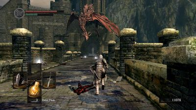 A few thoughts on Dark Souls: Remastered from a gay guy who usually plays cute games
