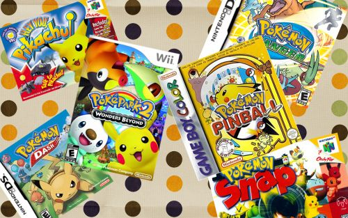 It's Pokemon Day and Destructoid wants to know your favorite Pokemon spin-off