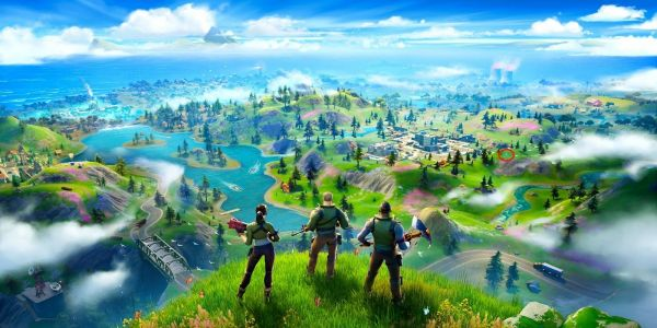 Fortnite Chapter 2: Why Is The First Match So Easy? | Game Rant
