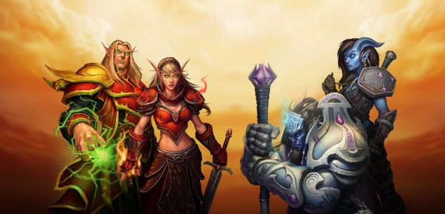 The World of Warcraft Burning Crusade Classic beta is live now