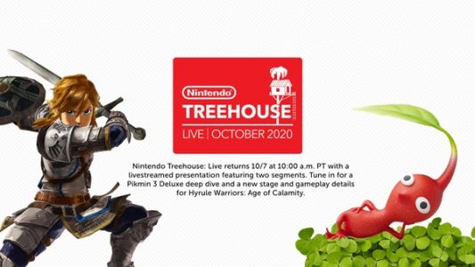 Nintendo Will Host a Treehouse Stream Tomorrow For Hyrule Warriors and Pikmin 3