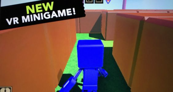 Labo VR just added two free DLC minigames through the Switch news channel