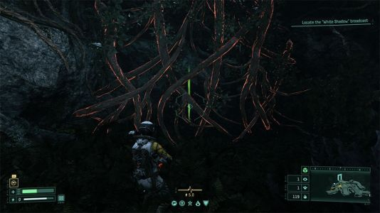 How To Destroy & Cut Vines In Returnal