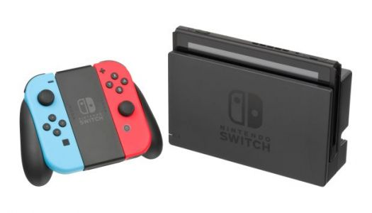Nintendo Switch Sales Rise 50% Year on Year in UK Over Last Three Weeks