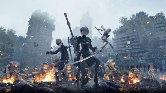 NieR: Automata Crosses 4.85 Million in Worldwide Shipments and Digital Sales
