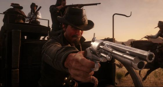 Red Dead Online is out of beta with a mighty new update