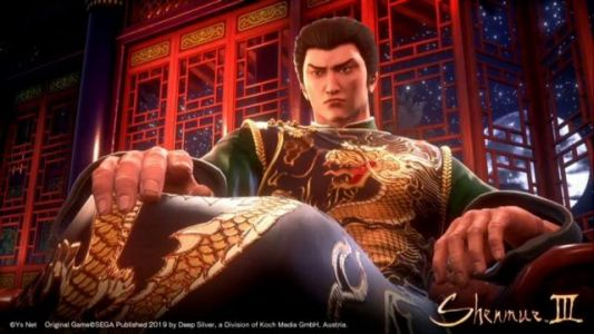 New PlayStation Releases Next Week - Shenmue III