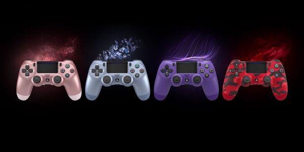 PS4 DualShock Colors and Editions Guide | Game Rant