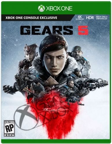 Gears 5 release date, box art may have leaked