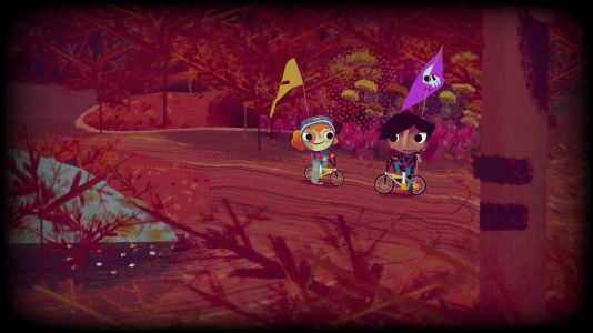 Knights and Bikes Receives Colourful New Trailer