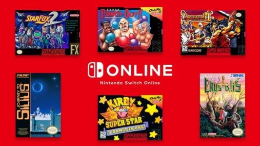 Six Games Coming to Nintendo Switch Online Library