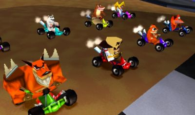 The Time is Right for Crash Team Racing Remastered