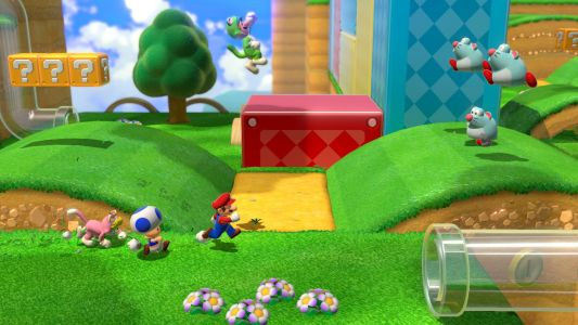Super Mario 3D World + Bowser's Fury Coming to Switch in February 2021